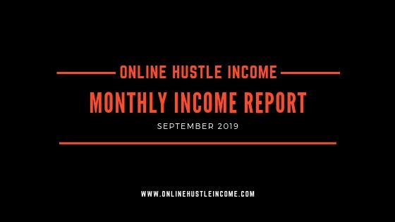 monthly income report september 2019