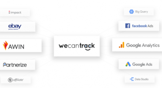 wecantrack affiliate tracking tool